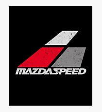 Mazdaspeed Photographic Print