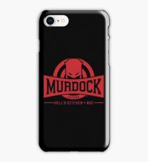 Murdock Gym iPhone Case/Skin