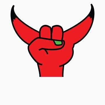 Rock Devil by wonderdonut15