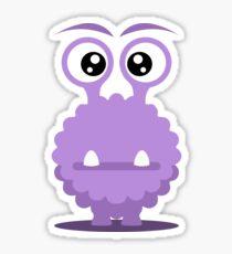 Dino the monster Sticker