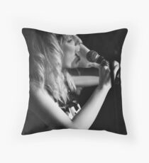Lost in the song Throw Pillow