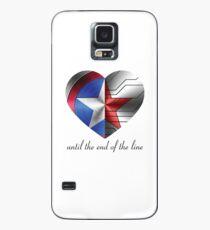 Stucky Heart Hülle & Klebefolie für Samsung Galaxy