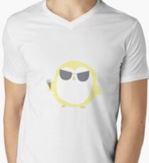 Summer Bird Men's V-Neck T-Shirt