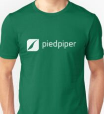 Silicon Valley® - Pied Piper (New Logo) Unisex T-Shirt