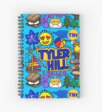 Tyler Hügel Spiralblock