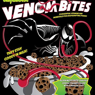 Venom Bites by dbenton25