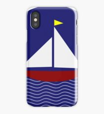 The Little Yellow Flag iPhone Case/Skin