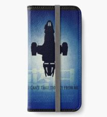Firefly You Can't Take the Sky From Me iPhone Wallet/Case/Skin