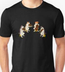 Cool Cat Quartet Unisex T-Shirt