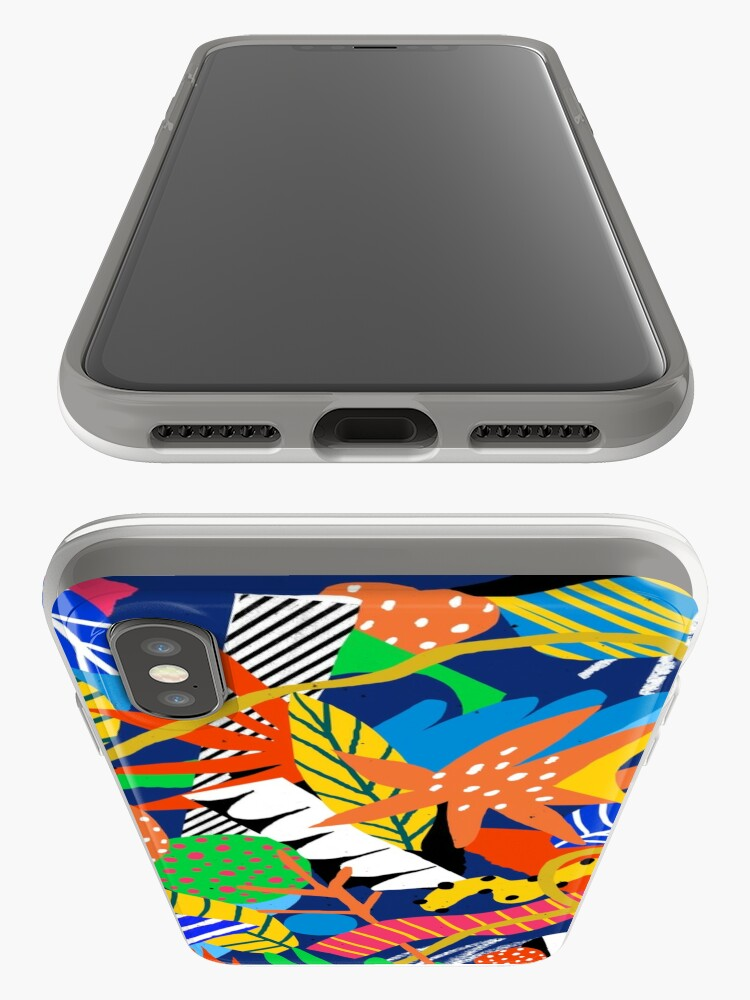 Alternate view of Jungle iPhone Case & Cover