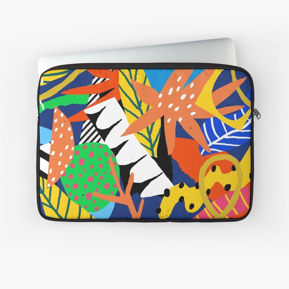 Jungle Laptop Sleeve
