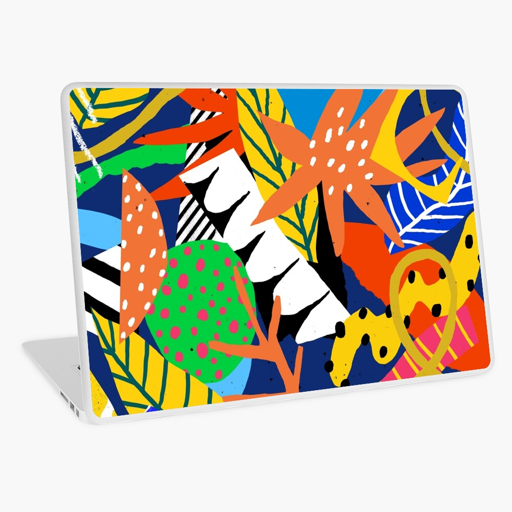Jungle Laptop Skin