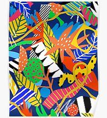 Dschungel Poster