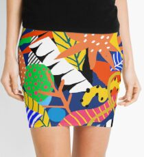 Jungle Mini Skirt