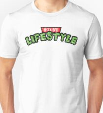 Boxing with TMNT ARTWORK Unisex T-Shirt