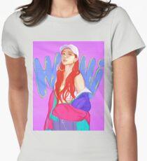 Hani Exid Lady Era Fanart Women's Fitted T-Shirt