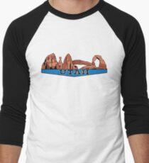 The Mighty Five - Utah Men's Baseball ¾ T-Shirt