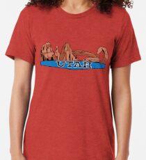 Camiseta de tejido mixto The Mighty Five - Utah