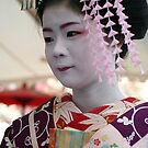 Maiko Umechiho by Jenny Hall