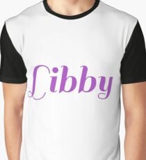 Libby Graphic T-Shirt