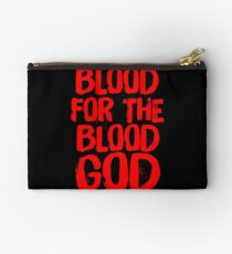 Blood for the Blood God Studio Pouch