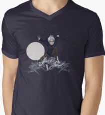 Jack Frost Men's V-Neck T-Shirt