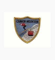Cannon Mt  Art Print