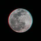 3D Moon by Daniel Owens