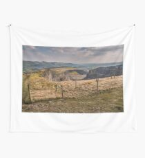 Settle from Schoolboy Tower Wall Tapestry