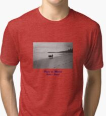 Morere Beach - Bahia - Brazil Tri-blend T-Shirt