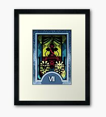 The Chariot Framed Print