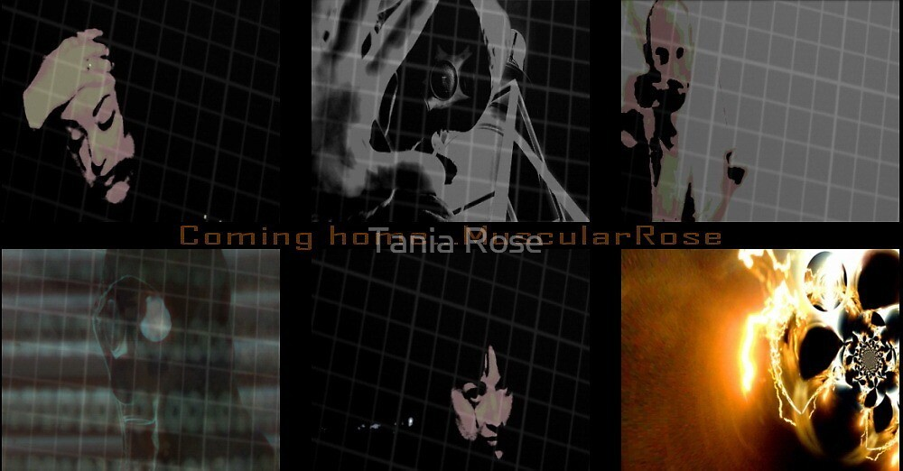 Coming Home...MuscularRose by Tania Rose
