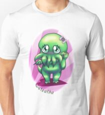 Cuteulhu (Cthulhu) Unisex T-Shirt