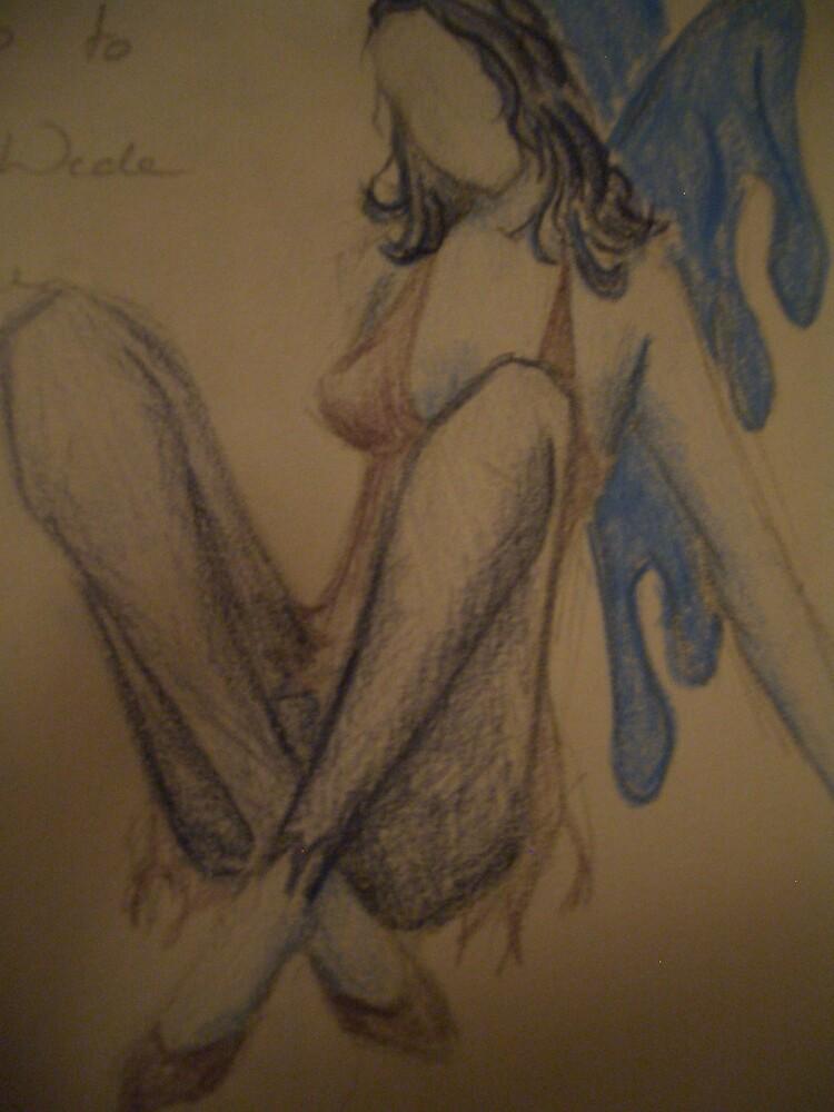 Blue Fey by jennab