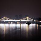Albert Bridge by duroo