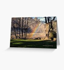 Letchworth State Park II Greeting Card