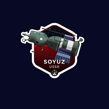 Space Race Series - SOYUZ by TheHighFrontier