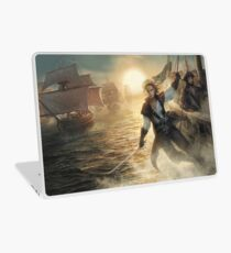 Pirate Nations: Cover Laptop Skin