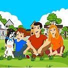 MOZZI PRESENTS: MY BEAUTIFUL FAMILY by mozzi-presents