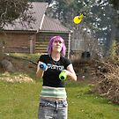 My sister juggles 1 by TheKoopaBros