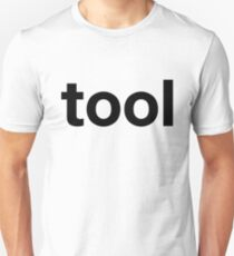 Tool For Hipster Teens Unisex T-Shirt