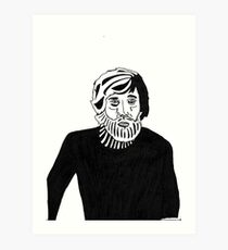 JIM HENSON BOI Art Print