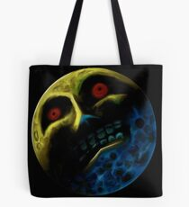 LOGO ZELDA MOON MAJORA MASK Tote Bag