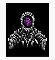Lost In Space Robot (Pink) Photographic Print