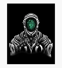 Lost In Space Robot (Green) Photographic Print
