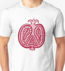 Vector pomegranate Unisex T-Shirt