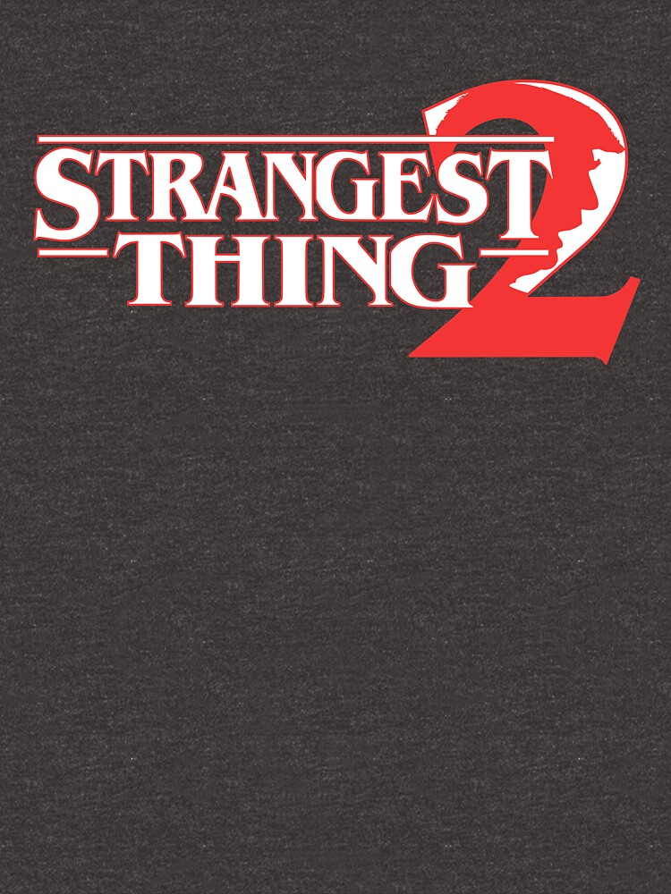 Strangest Thing 2 - Trump - Adult T-Shirt by NotYourDesign