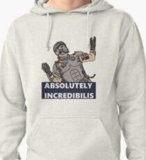 Incredibilis Pullover Hoodie