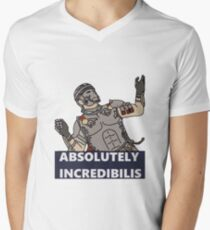Incredibilis Men's V-Neck T-Shirt