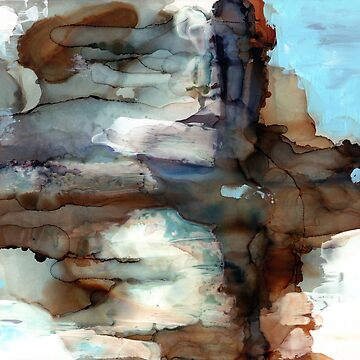 Alcohol Ink 91 by therawcanvas